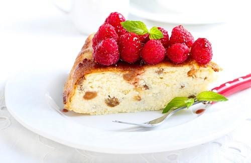 4 рецепта тортов без использования яиц