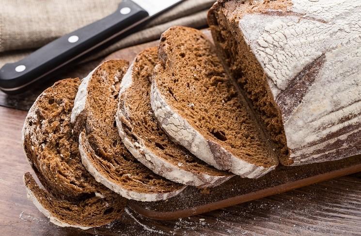 Приготовление Хлеба из Пресного Дрожжевого Теста
