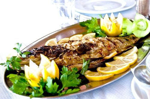 17 разновидностей рыбы на нашем столе
