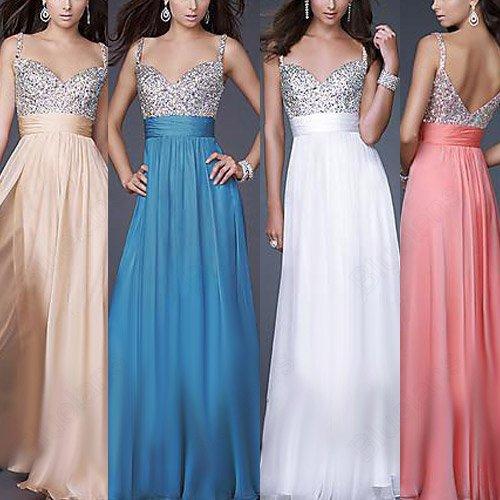 7 рариантов роскошных выпускных платьев