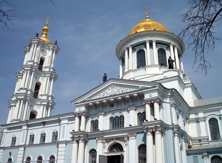5 храмов Украины, в которых стоит побывать на Пасху