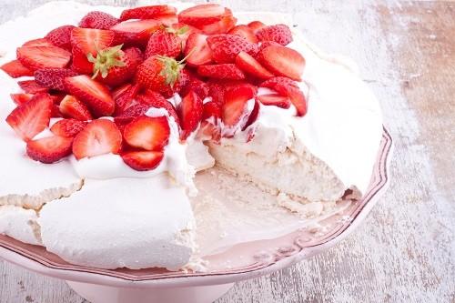 Рецепт торта Безе