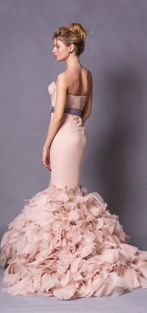 Весеннее свадебное платье 2015 по мнению Oh My Look!
