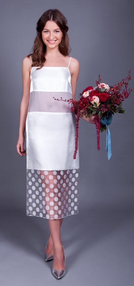 Весеннее свадебное платье 2015 по мнению Oh My Look! 2