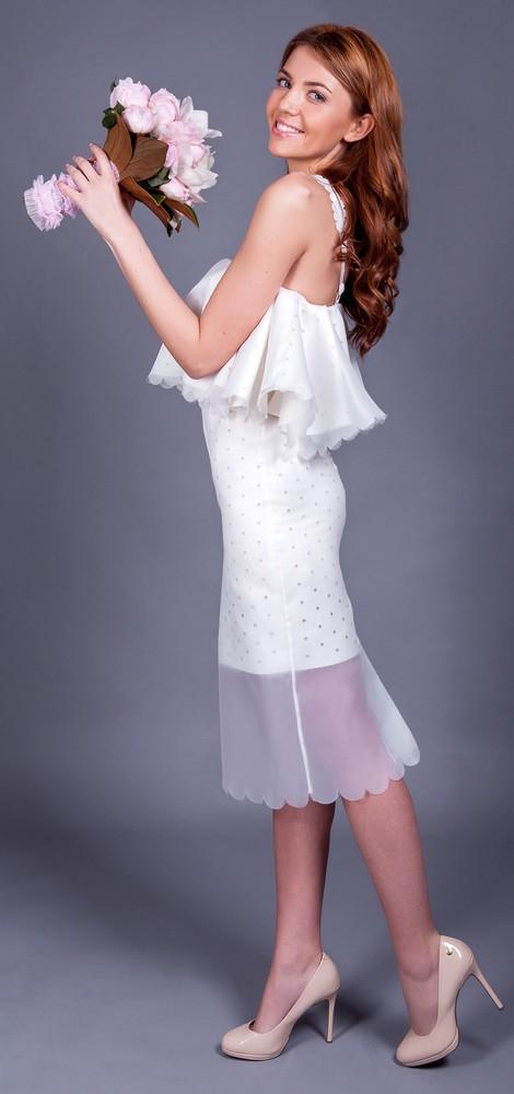 Весеннее свадебное платье 2015 по мнению Oh My Look! 3