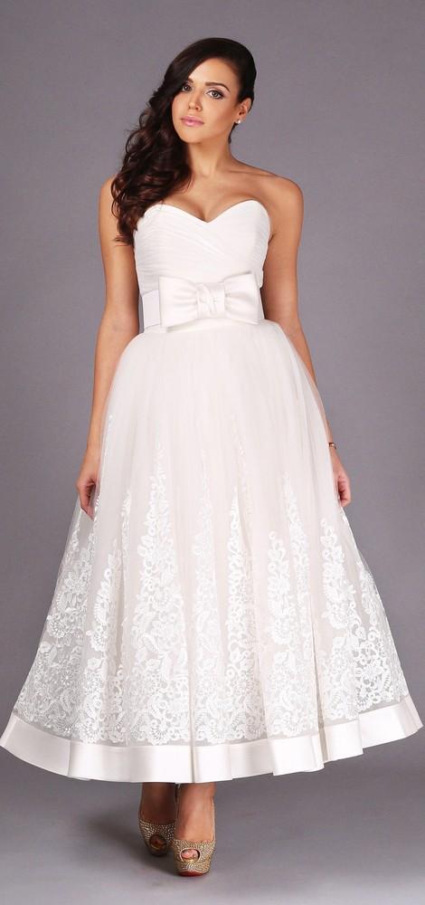 Весеннее свадебное платье 2015 по мнению Oh My Look! 7