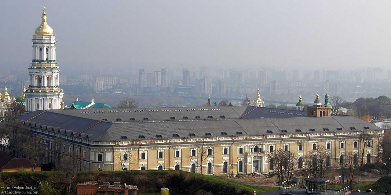 Лучшие места для свидания в Киеве Мыстецкий Арсенал