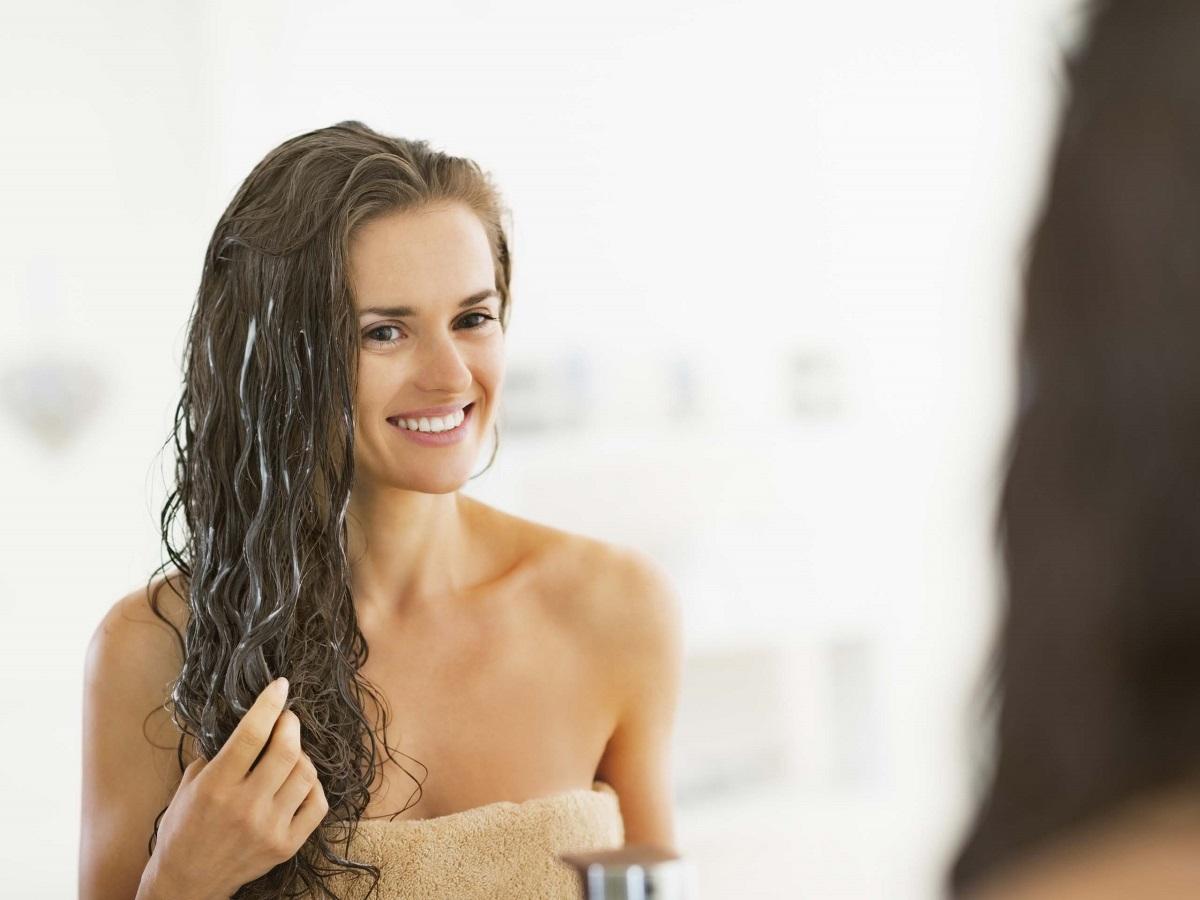 Топ-6 натуральных домашних масок для сухих волос