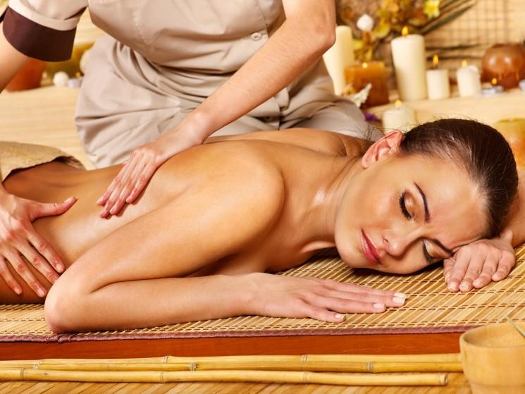Аромамассаж - эффективный метод ароматерапии