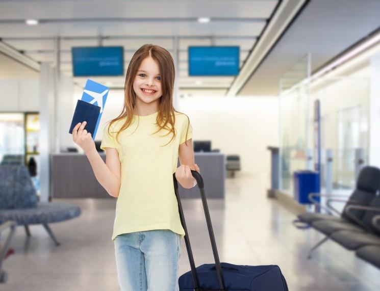 Новые правила оформления документов для выезда ребенка за границу
