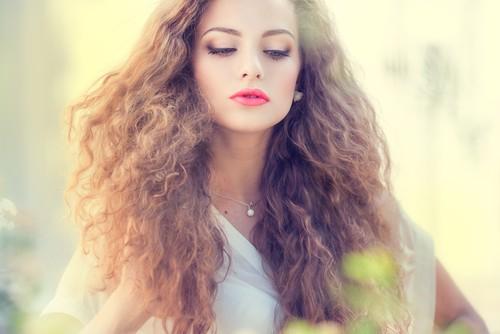 6 простых шагов сушки вьющихся волос