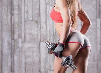 25 упражнений для идеальных ягодиц