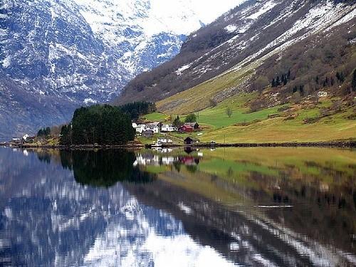 Фьорды - 7 причин влюбиться Норвегию