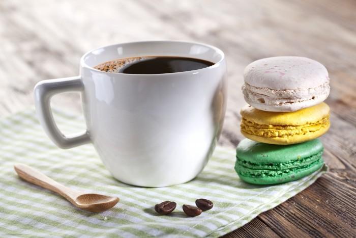Кофе с кофеином