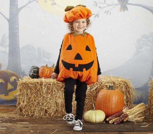 20 идей для детского костюма на Хэллоуин