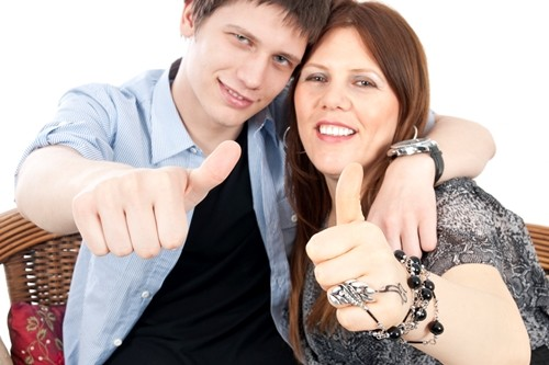 Как вам подружиться со своим сыном-подростком?