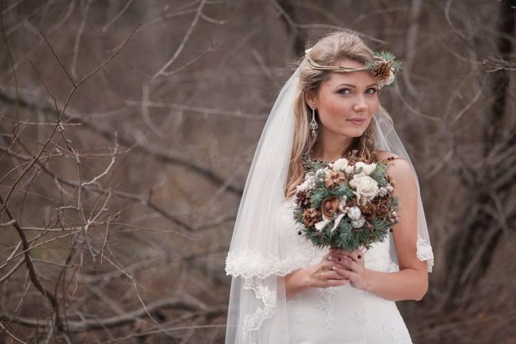 «Я — самая яркая невеста года»