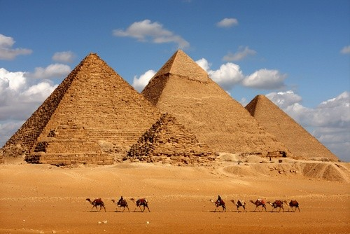 8 основных древних достопримечательностей Египта