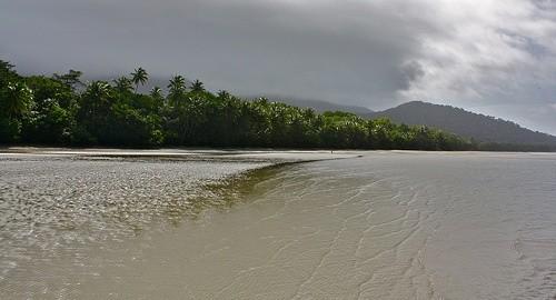 Пляж у мыса Беды, Квиндсленд