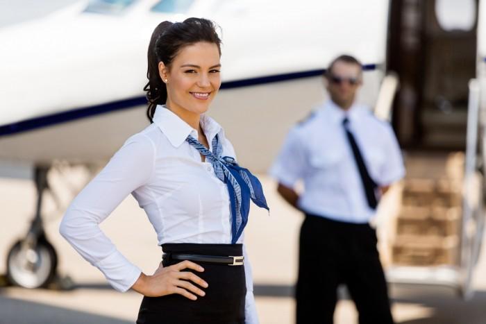 Женщина в форме, или легко ли быть стюардессой?