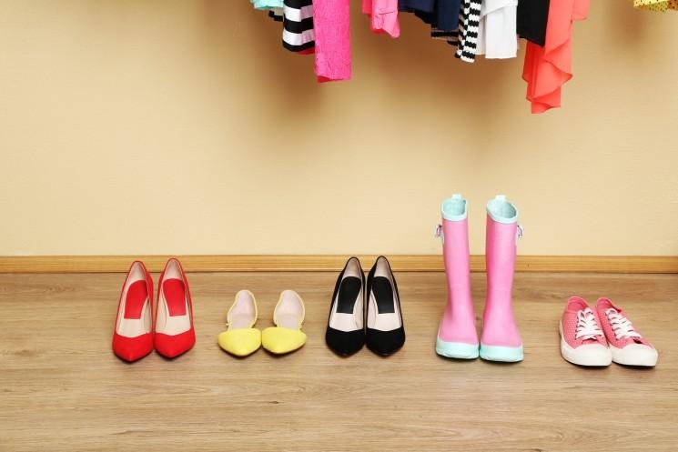 Обувные тренды весны 2015
