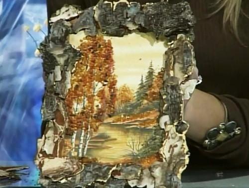 Рамка для Картины Своими Руками - мастер-класс