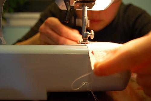 С чего начать учиться шить самостоятельно