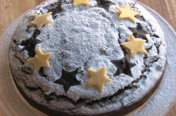 Приготовление Рождественского Пирога с Сухофруктами
