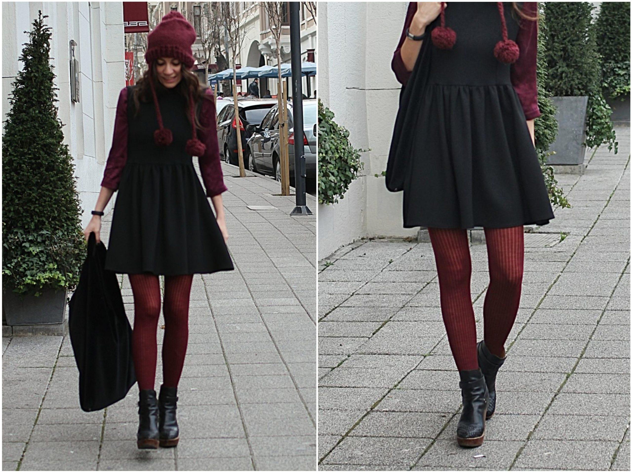 Маленькое черное платье в гардеробе fashion-блогеров 5