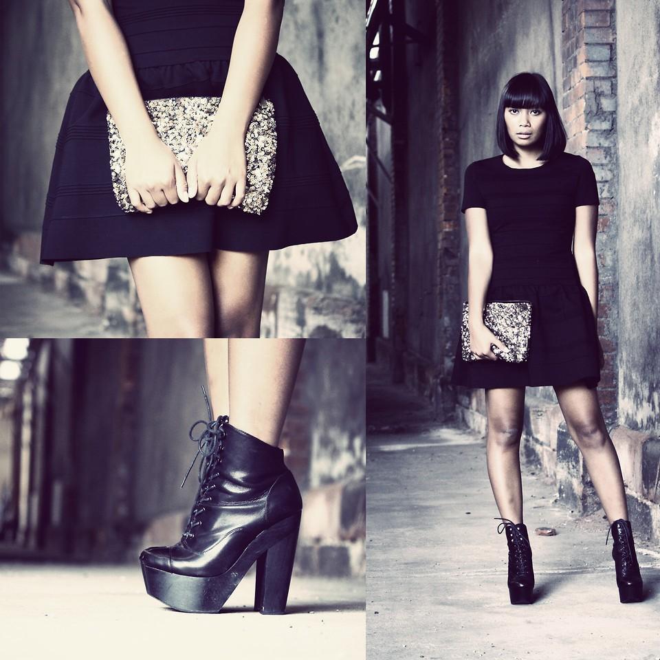 Маленькое черное платье в гардеробе fashion-блогеров