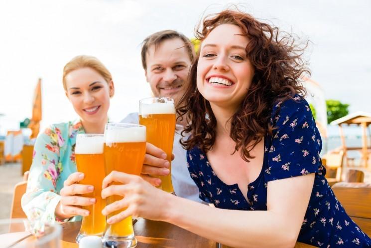 Фестиваль пива во Львове
