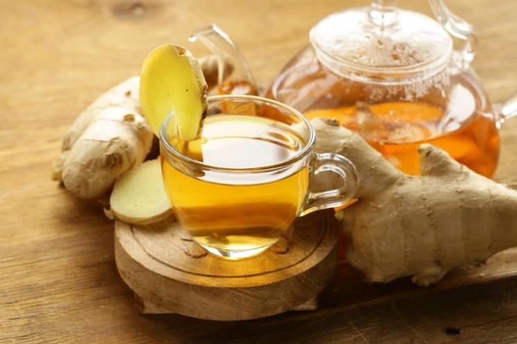 Имбирные рецепты для здоровой кожи