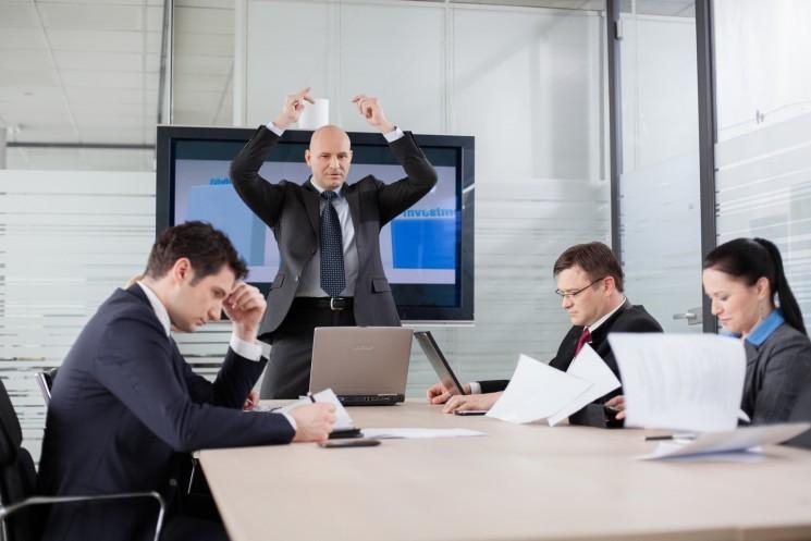 Как начальники манипулируют подчиненными?