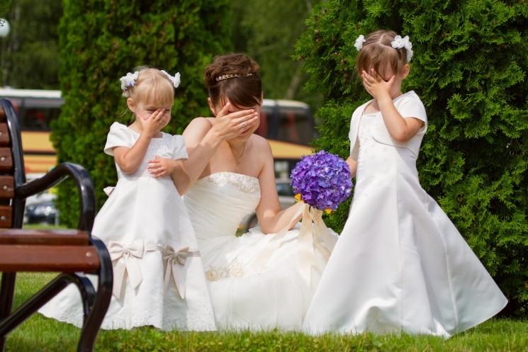 Топ 10 ошибок свадебной подготовки