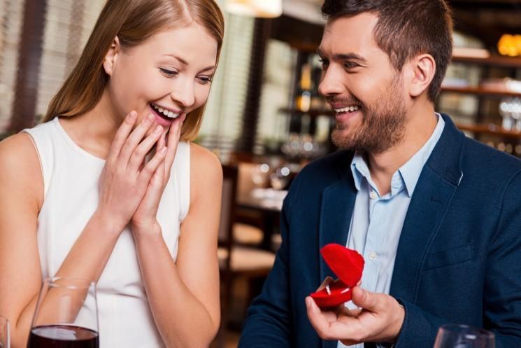 5 отличных способов отметить помолвку
