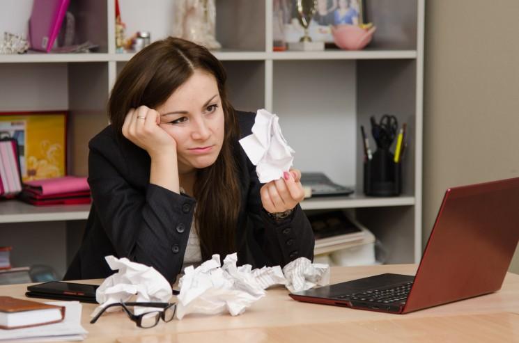 7 признаков того, что вы не любите свою работу