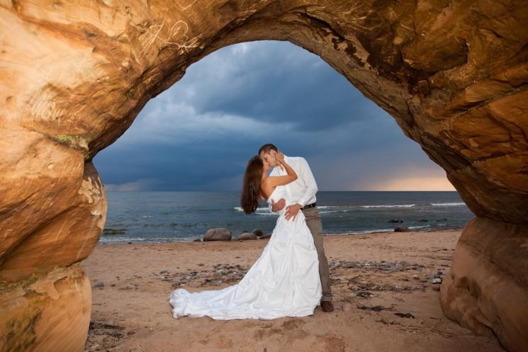 Свадьба на море: воплощение совершенной романтики