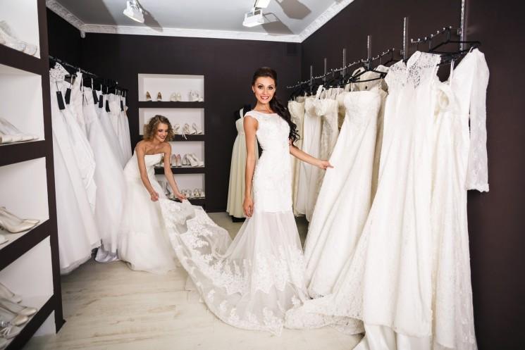 7 самых необычных свадебных платьев