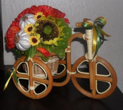 Велосипеды в виде декора «Декор»