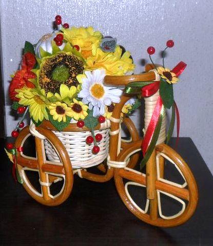 Велосипеды в виде декора «Мечта»