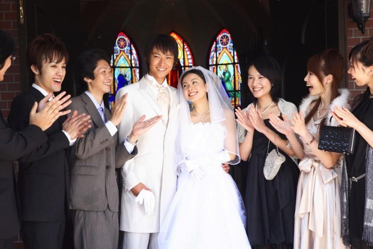 Японские Свадебные Традиции
