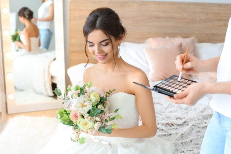 7 основных моментов для правильного свадебного макияжа