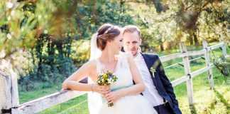 7 особенностей летней свадьбы