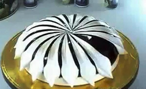 Мастерство украшения торта