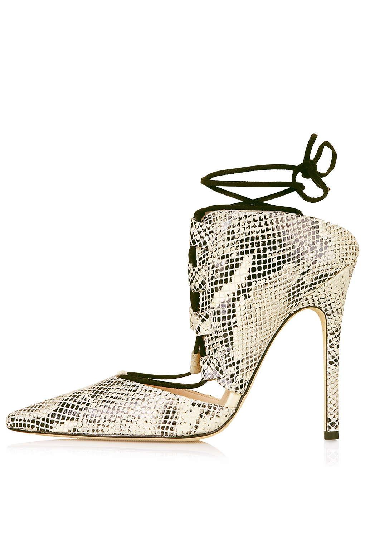 Обувь из кожи рептилий 3 - тренд 2015