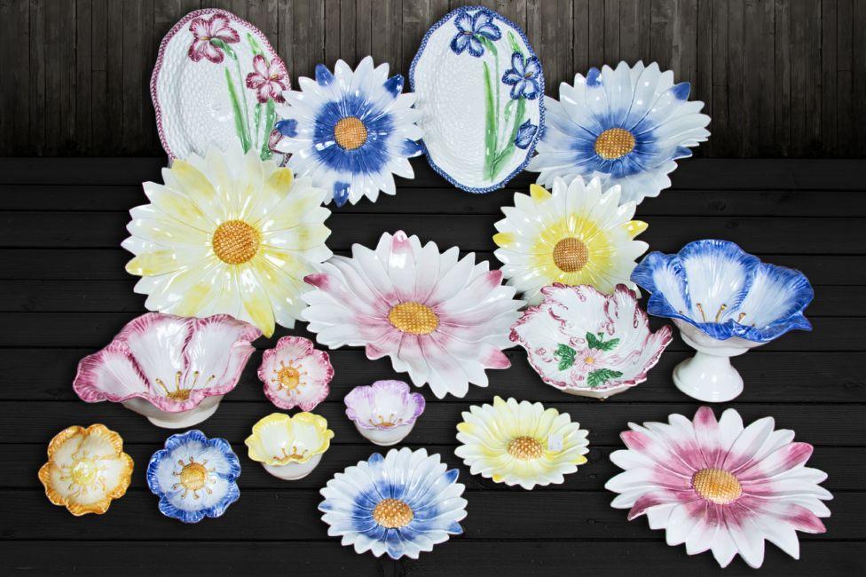 Annaluma - кухонная посуда в виде цветов 1