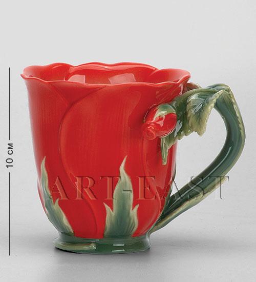 Чайные пары и вазы из коллекции Pavone FM 5