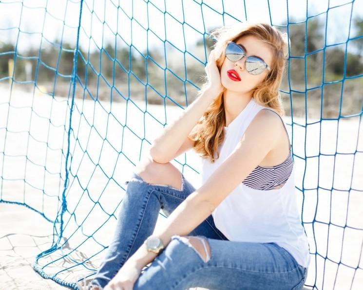 Актуальные модели джинсов на лето 2015