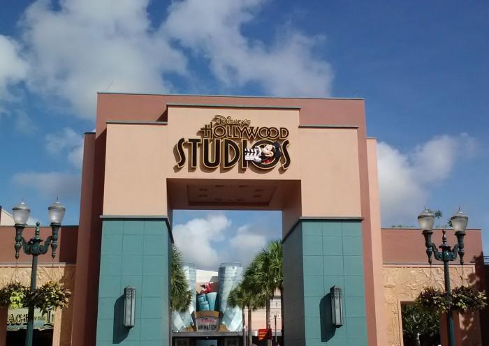Голливудская студия Disney