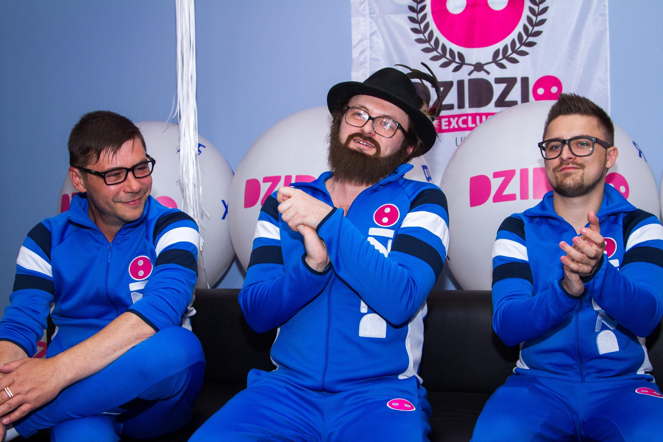 Интервью Dzidzio